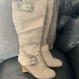 Chinese Laundry boots 7.5